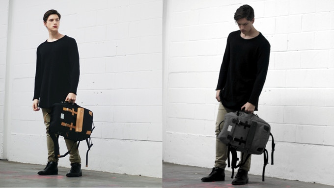 ALPINE RUCKSACK - AVAILABLE IN TWO COLORS-RECEIVE BEFORE XMAS