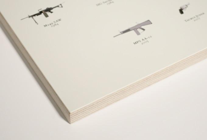 Panel-Mounted Print