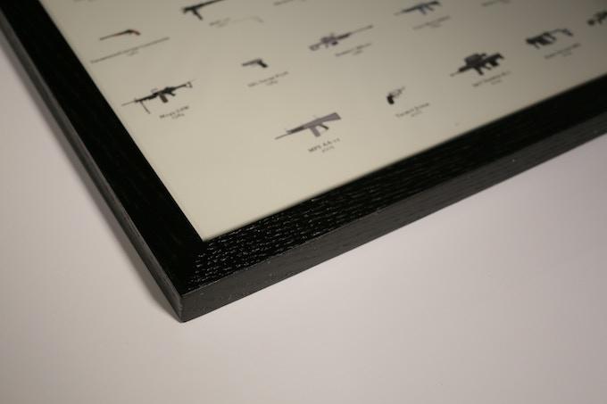 Framed Print (Black)
