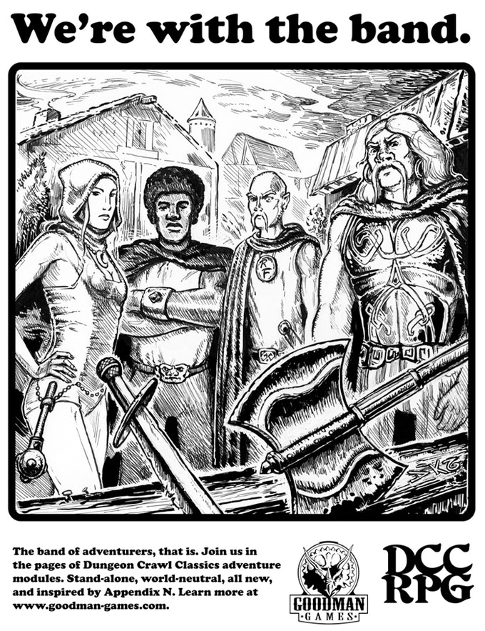 Join the band. They're in the back cover of every DCC module.