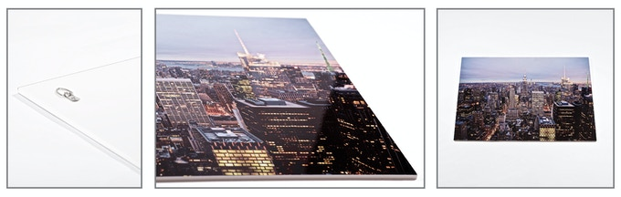 An example of a high qualiy print on photographic paper mounted on ¼'' Sintra PVC board. (Click on the image to download the full resolution version of those detailed shots).