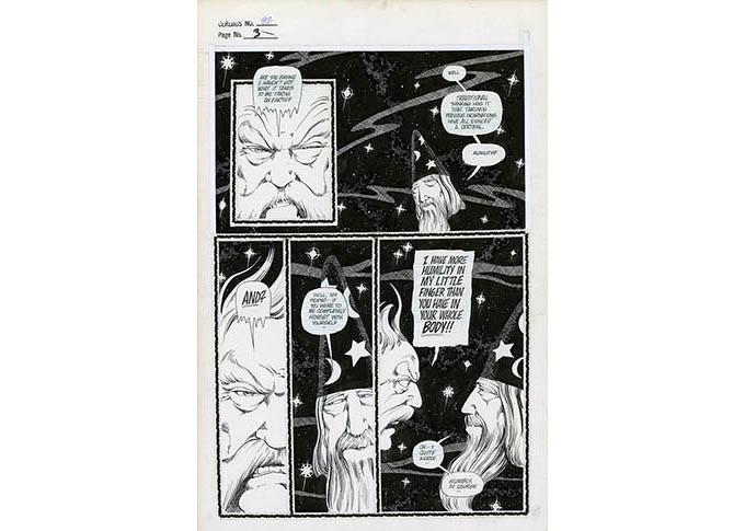 Plate #7 - CEREBUS No. 82 page 3