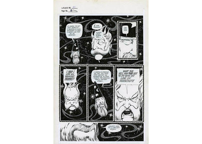 Plate #8 - CEREBUS No. 82 page 4