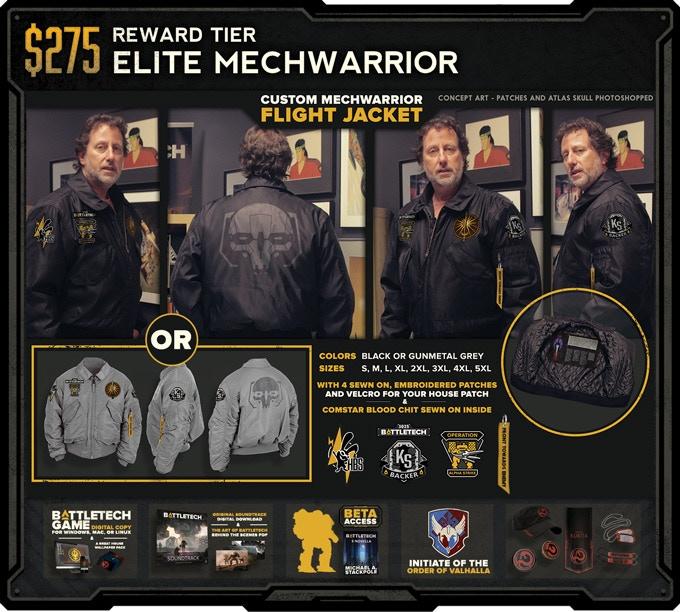 Click for larger Flight Jacket image.