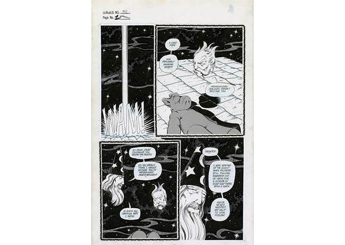 Plate #6 - CEREBUS No. 82 page 2