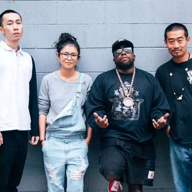 Yin Sanr, ChaCha with Outkast's Big Boi