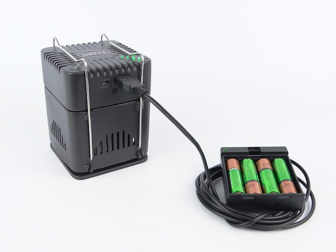 Warpfive Generator with battery charger