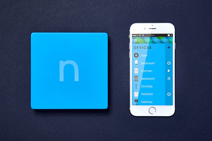 nCube + all your things = a smarter home