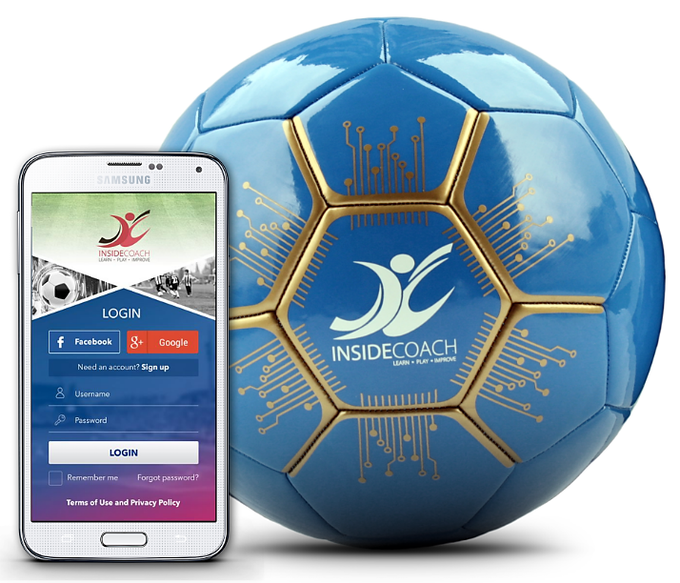 338c87743 INSIDECOACH - Smart Soccer Ball Trainer by Nicolas San Juan ...