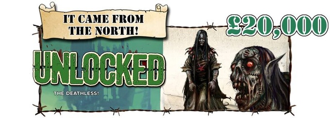 The Deathless are Unlocked!