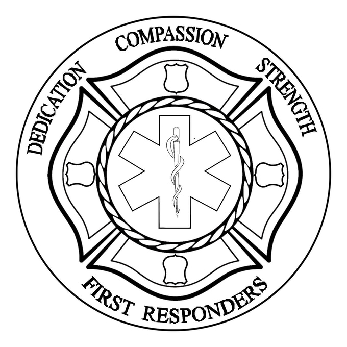 First Responder Coin Design
