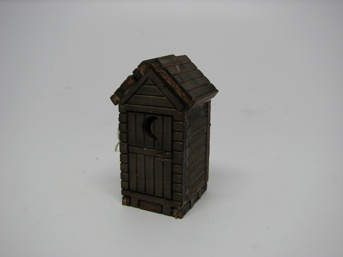 The Outhouse (Even mad scientists need one of these!)