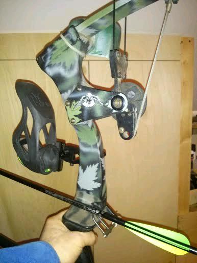 Perisight(TM) on bow.