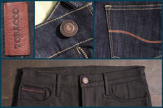Attention to detail is a key to making a jean that you will want to wear on and off the bike.