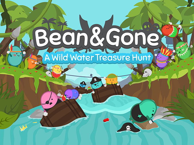 'A Wild Water Treasure Hunt' — The second adventure in the series