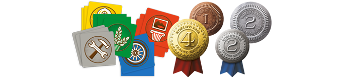 Approval Tokens - Leader Medals - Midway Coins