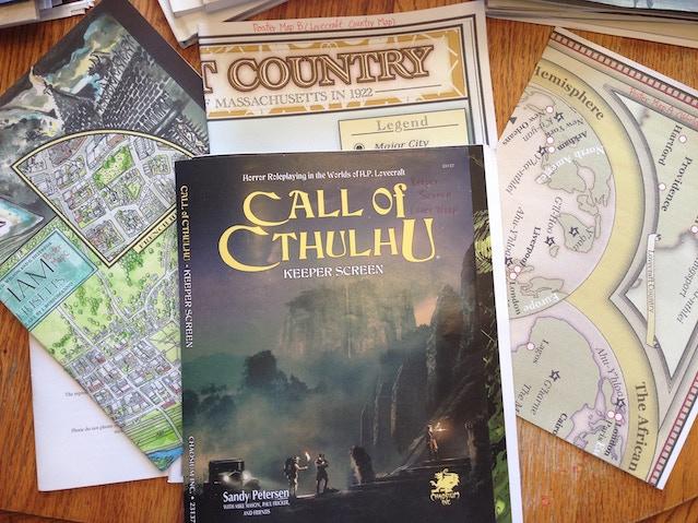 call of cthulhu 7th edition keeper rulebook pdf free