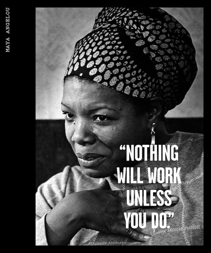 The Maya Angelou Documentary by Bob Hercules and Rita Coburn Whack