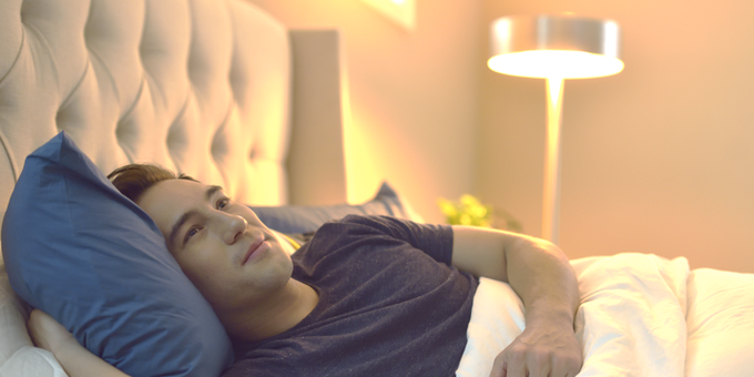 Ario provides a more natural way to wake up when you want to, with gently increasing light.