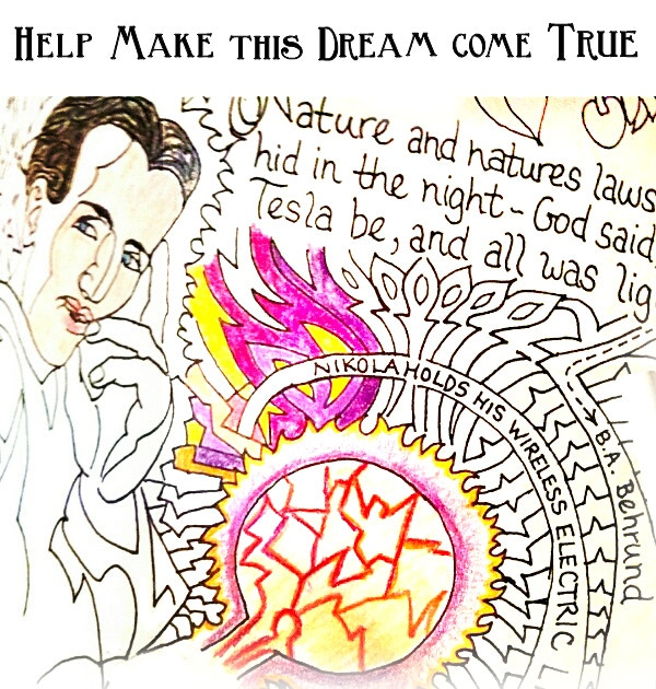 This Is A Long Time Dream Tesla Deserves Colorful Vehicle I Need Support In Creating Magical Coloring Book About His Life