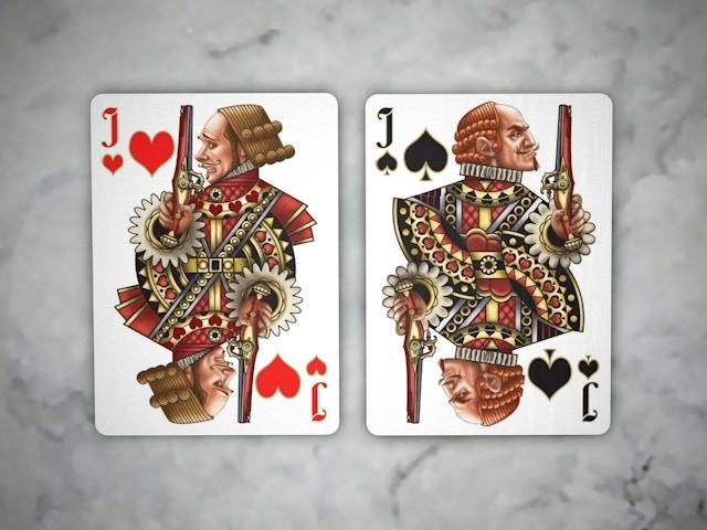 Jack of Hearts, Jack of Spades