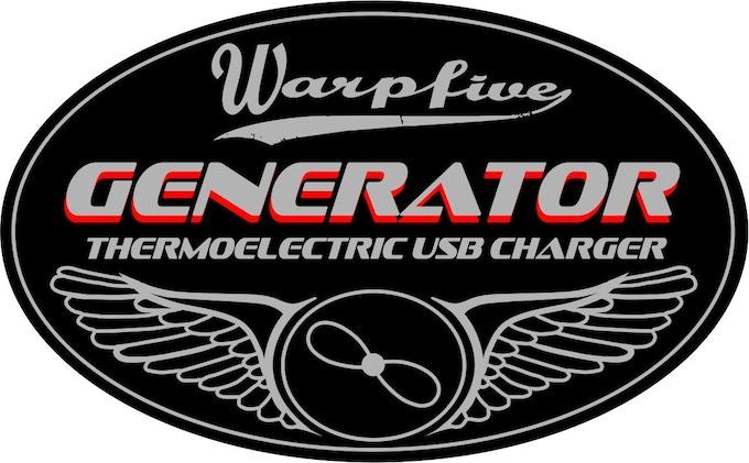 Warpfive Generator Decal