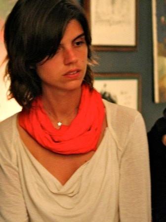 Marilia Loureiro - Curator, 2016 Capacete Program Participant