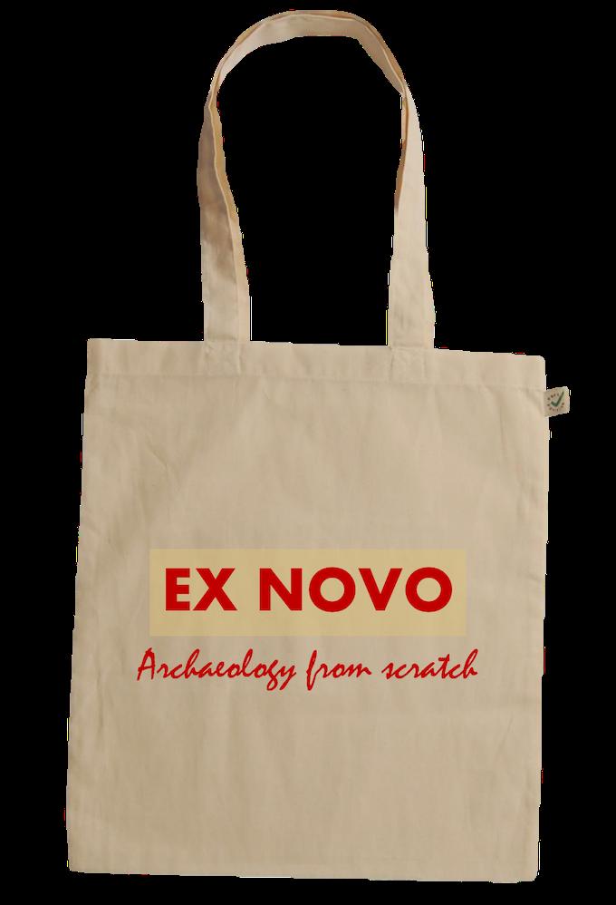 Ex Novo tote bag