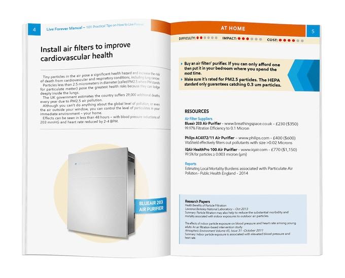 Sample tip 3D layout
