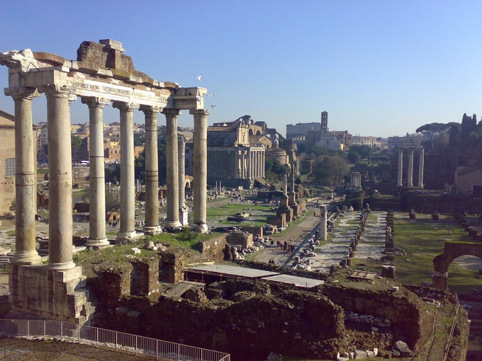 Rome, Imperial Fora