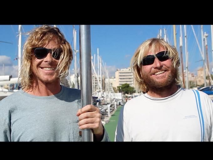 Founding directors Pete Ceglinski (left) and Andrew Turton (right)