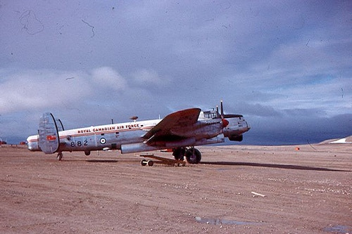KB882, Resolute Bay 1963/4. Photo: William Stadnyk