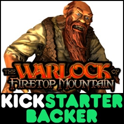 fighting fantasy the warlock of firetop mountain by tin man games the first 12 hours. Black Bedroom Furniture Sets. Home Design Ideas