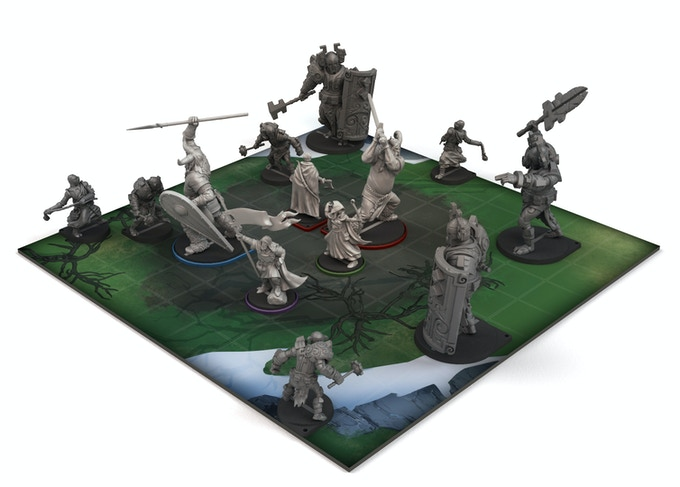 Skirmish Board