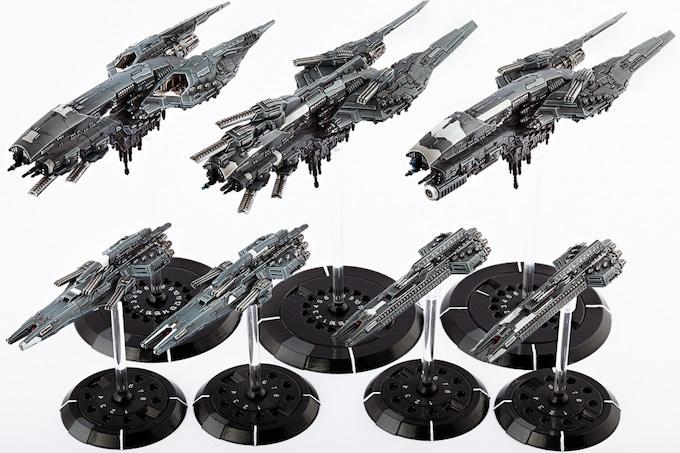 UCM Starter Fleet Models