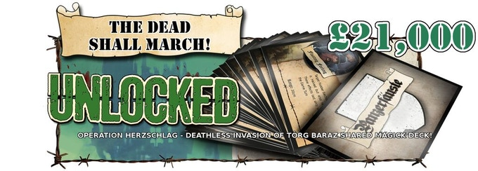 Operation Herzschlag Deck Unlocked! Also, more free cards! Check the Freebies Matrix higher up!