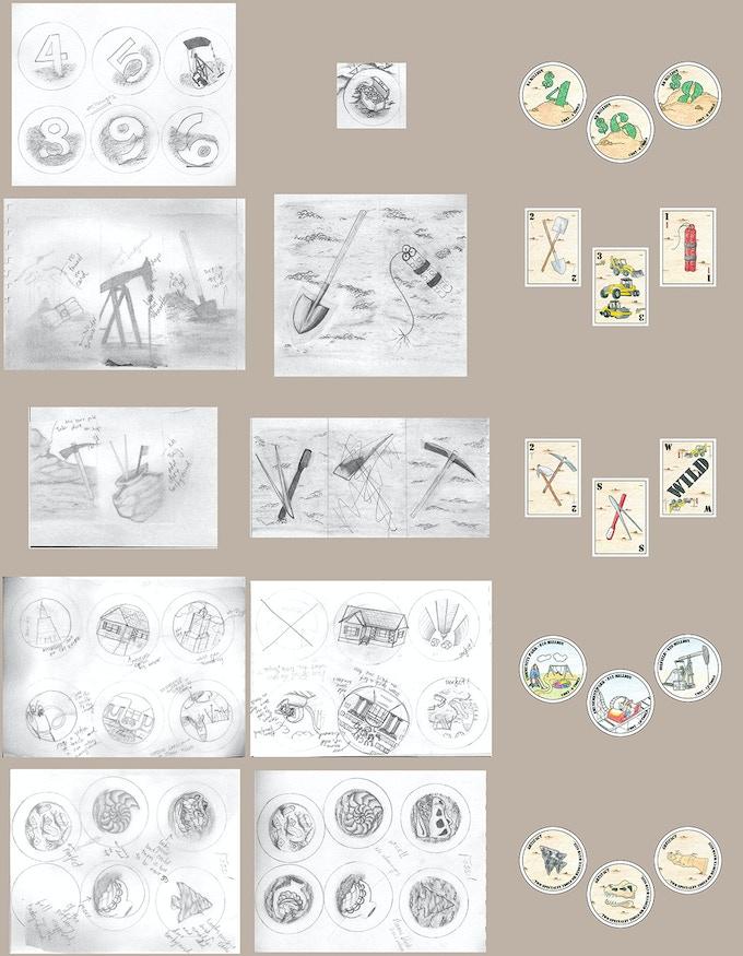 Sketch Evolution