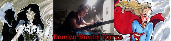 Damien Dimitri Torres