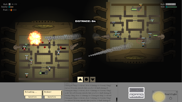 We have prettier explosions now! Ignore the slapdash UI though, that's still a work in progress.