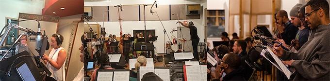 BIV in the studio