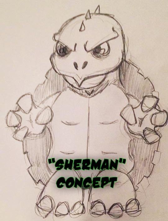 "Sherman Shellings aka ""Shelly"""