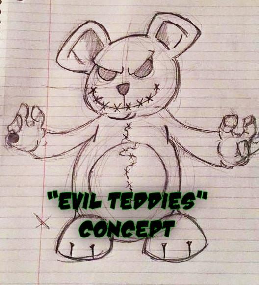 Evil Teddies!