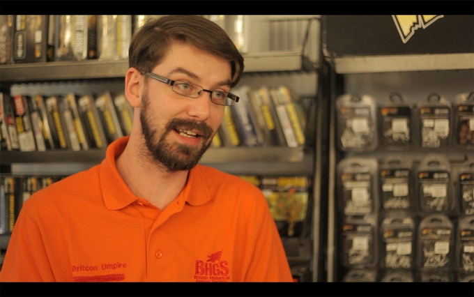 Andrew Chesney of Warlord Games talks about the industry.