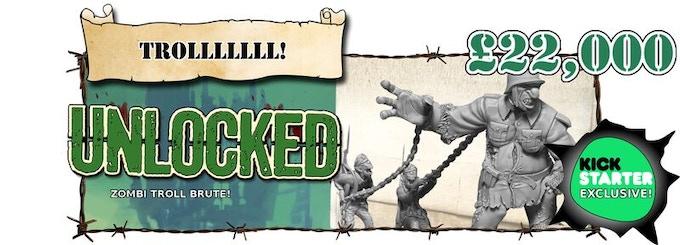 Zombi Troll Unlocked!