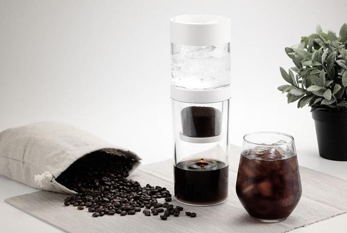 Dripo - Iced-drip coffee maker.