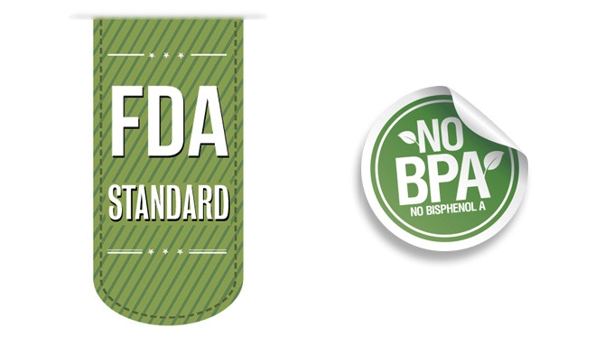 Dripo are BPA Free and meet FDA standards.