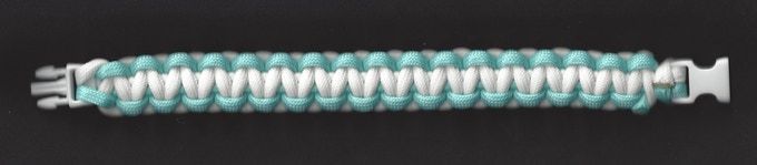 Glow in the dark Survival Bracelet