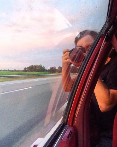 Contributing cinematographer Mitch Blummer on our road trip from NYC to Minneapolis