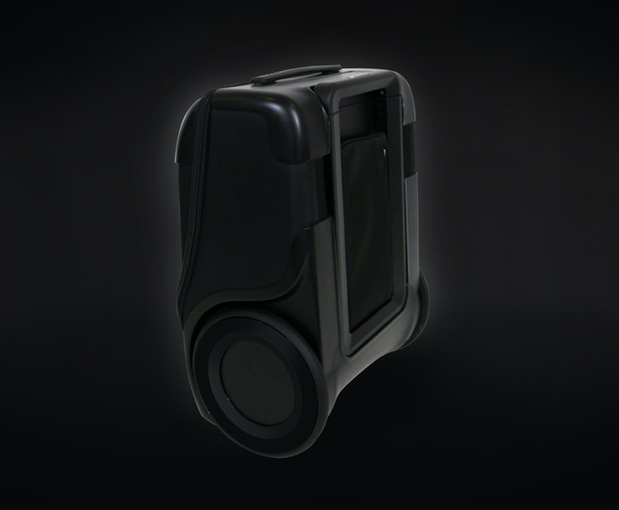 Stealth Black G-RO