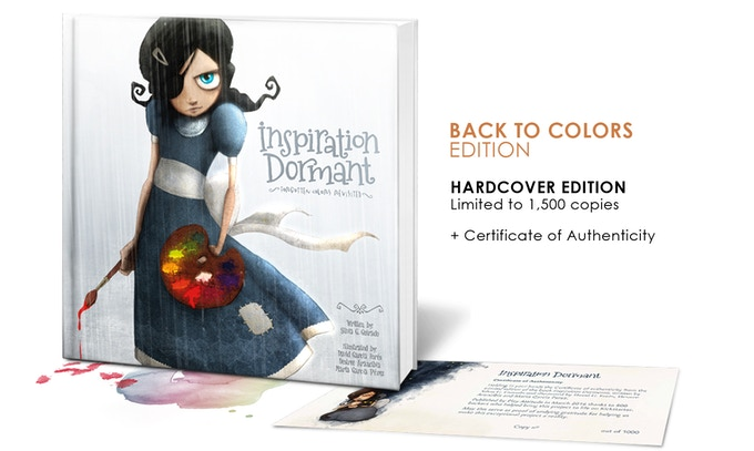 Back to colors - Hardcover edition